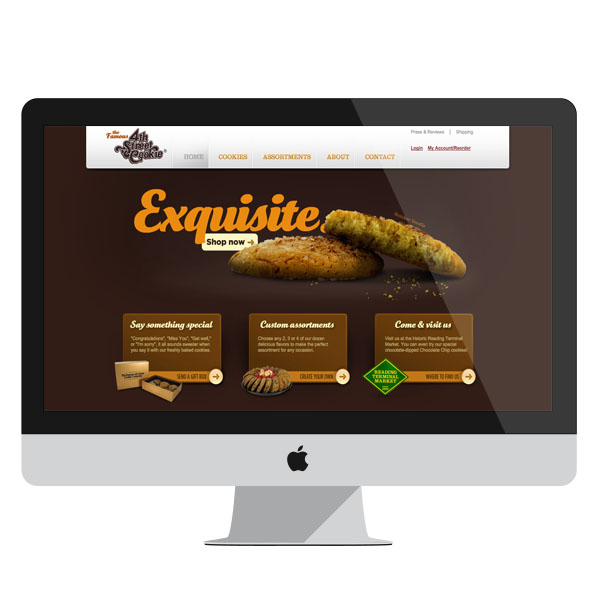 Expert Page Template