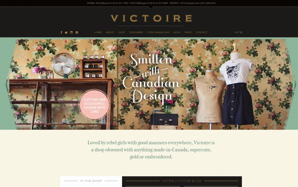 victoire boutique