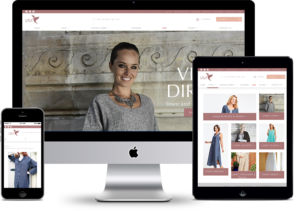 Vivi Direct website