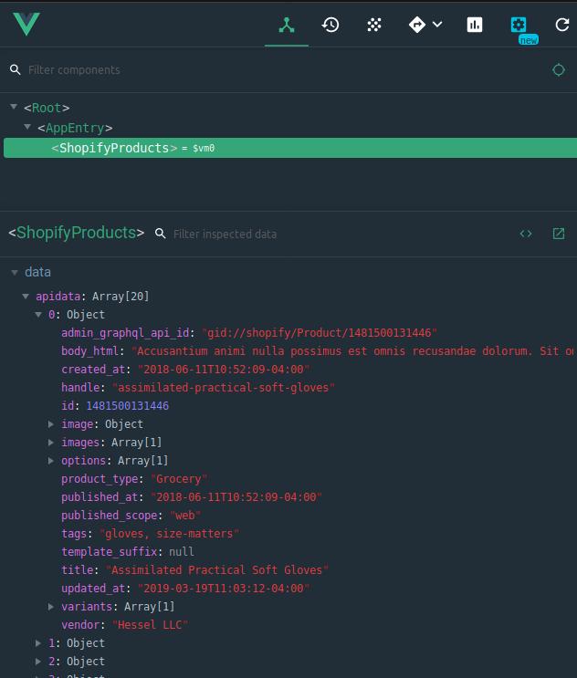 How to Build a Vue js Shopify Front-End App | Eastside Co