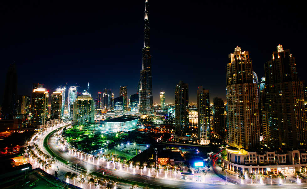 We're opening a new office… in Dubai!