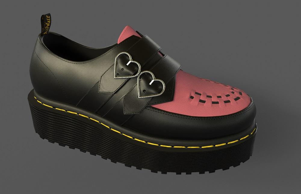 shoe final render