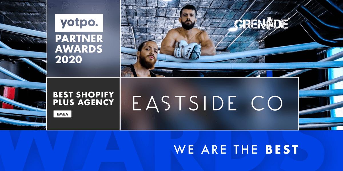 Eastside Co: Award-Winning Ecommerce Agency!