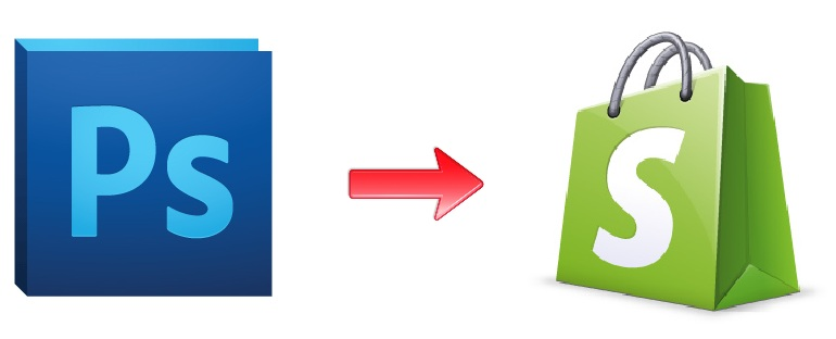 PSD to Shopify: How to Convert PSD to Shopify