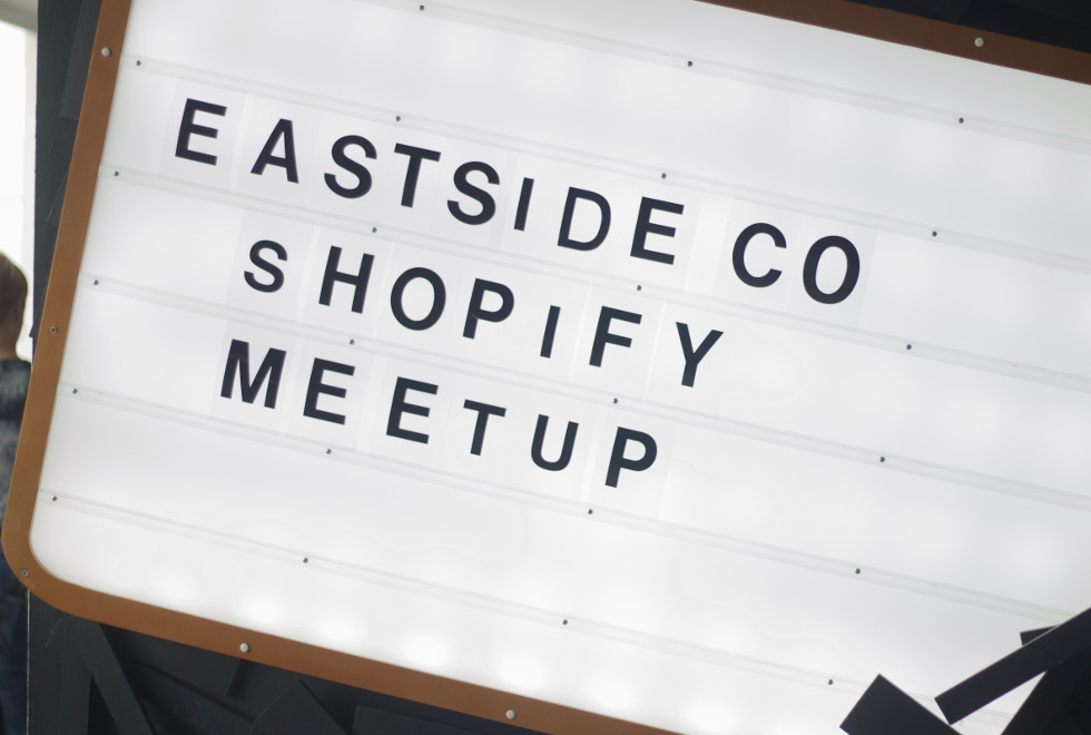 Shopify Meetup Success!