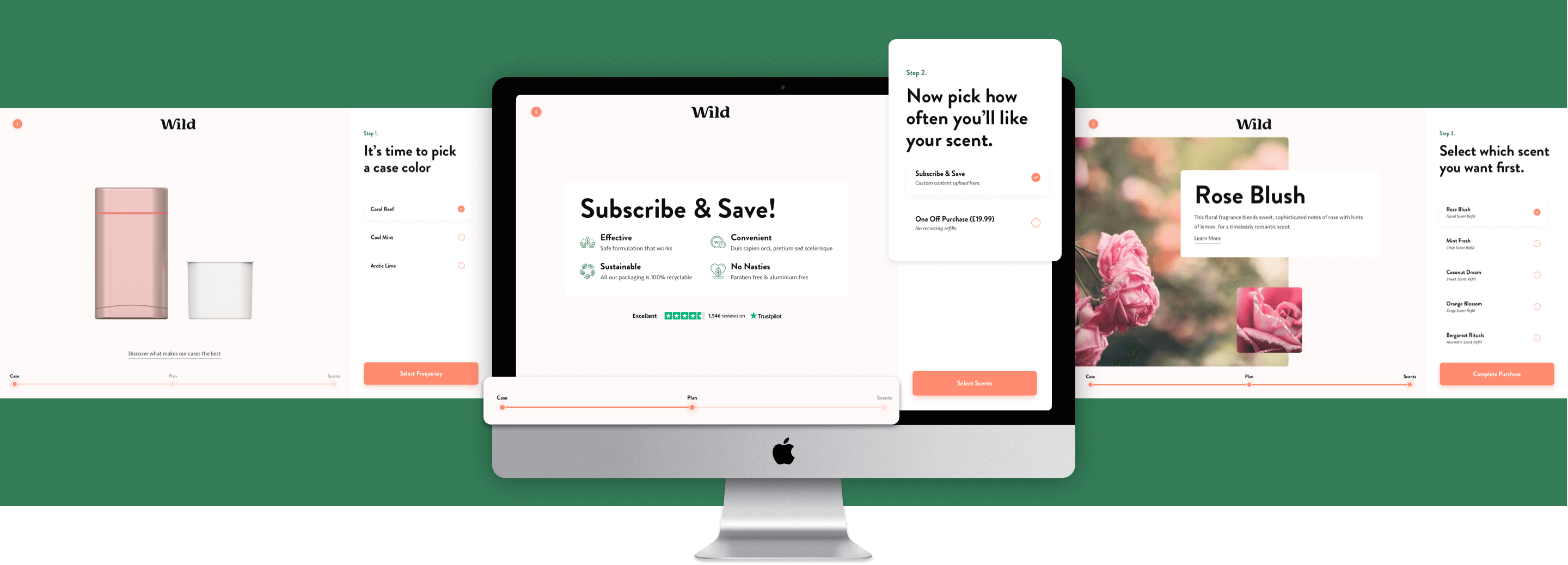 Wild Deo Subscriptions