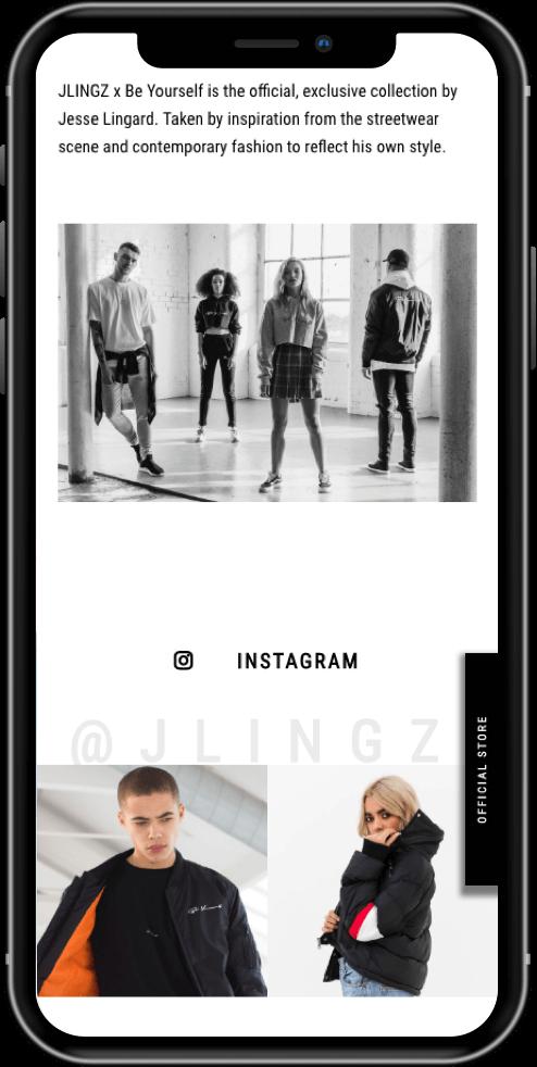 Jlingz Mobile Instagram