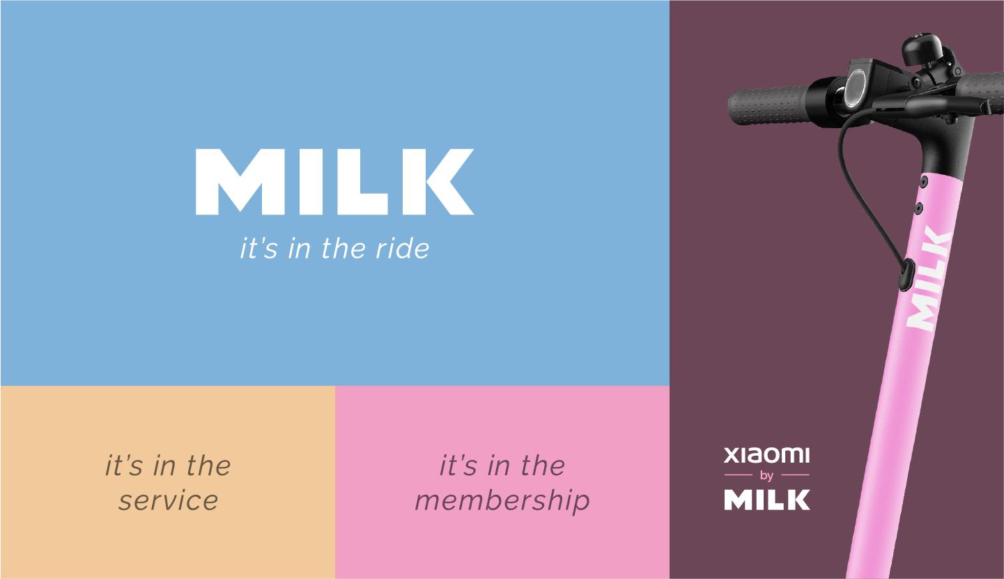 Milk Brand Creation