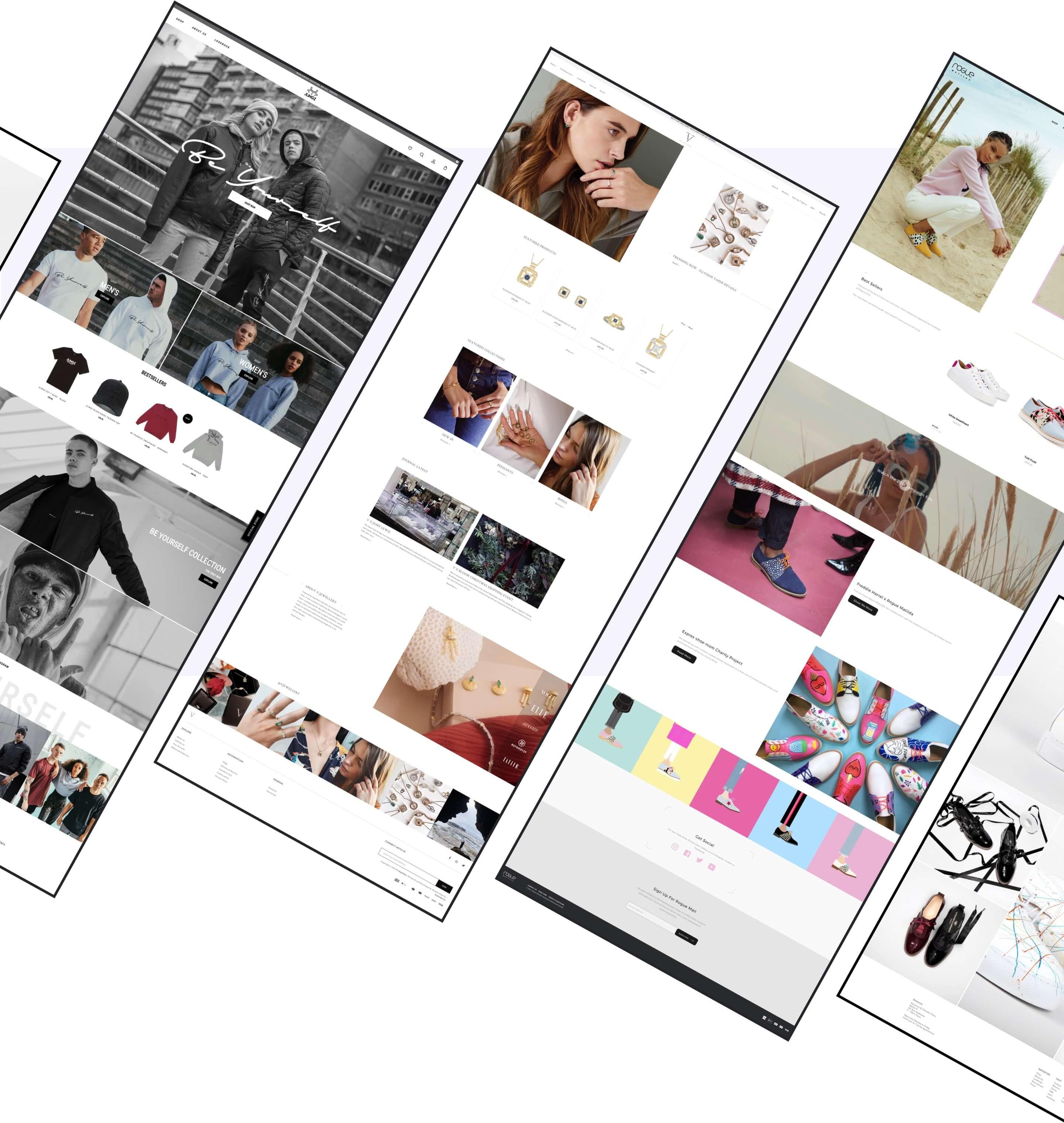 Eastside Co Shopify Theme Customisation